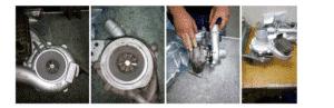Ремонт и Восстановление турбокомпрессоров