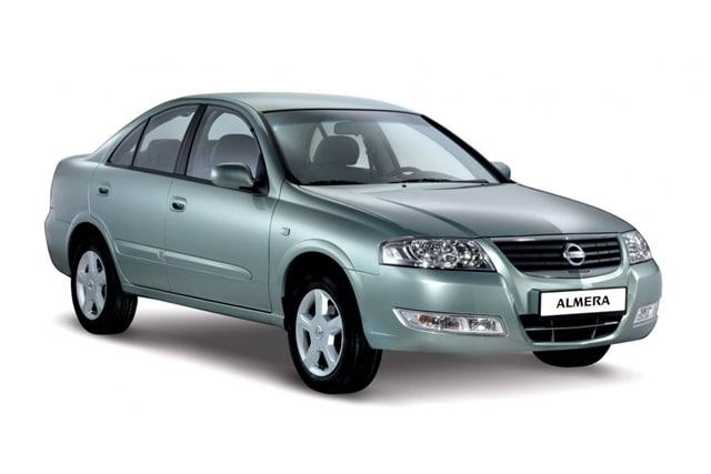 Замена рулевой рейки Nissan Almera