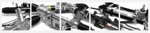 Установка пыльников и тяг рулевой рейки